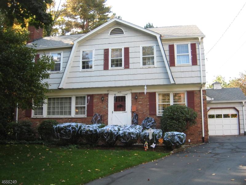 独户住宅 为 销售 在 455 Tulane Court 帕拉默斯, 07652 美国