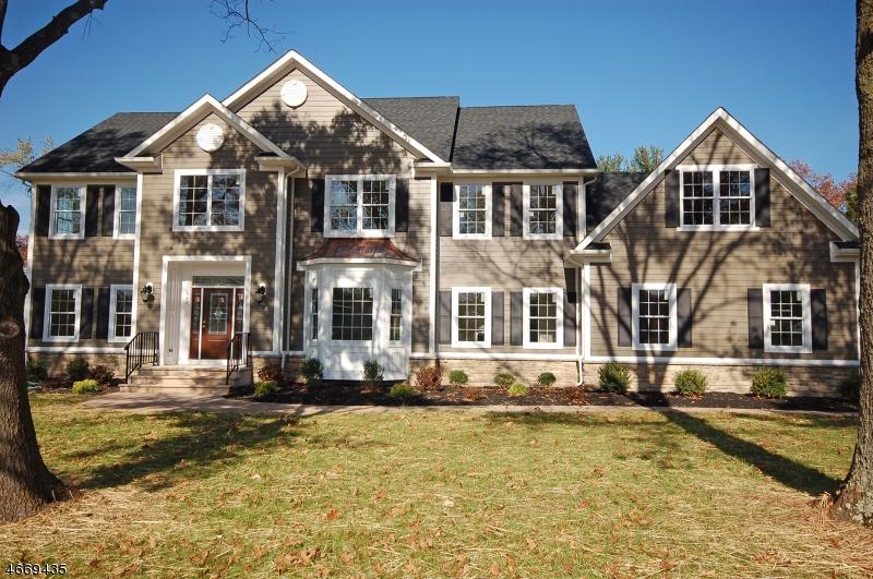 Частный односемейный дом для того Продажа на 343 Garretson Road Bridgewater, 08807 Соединенные Штаты