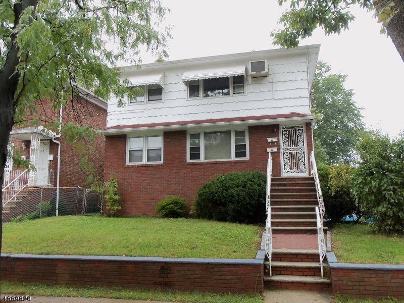 Частный односемейный дом для того Аренда на 819 Cranford Avenue Linden, 07036 Соединенные Штаты
