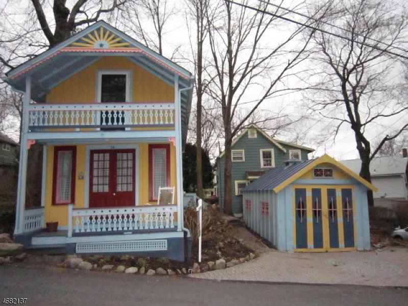 独户住宅 为 出租 在 34 WHITFIELD PLACE Mount Tabor, 新泽西州 07878 美国