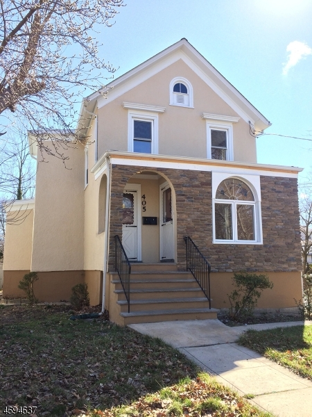 Multi-Family Home for Sale at 405 W 4th Avenue 405 W 4th Avenue Roselle, New Jersey 07203 United States