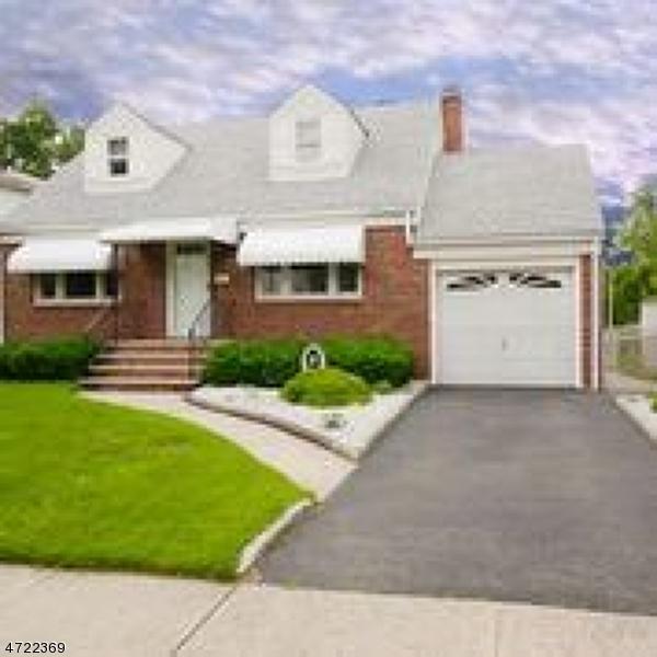独户住宅 为 销售 在 1431 Carlsen Drive Union, 新泽西州 07083 美国