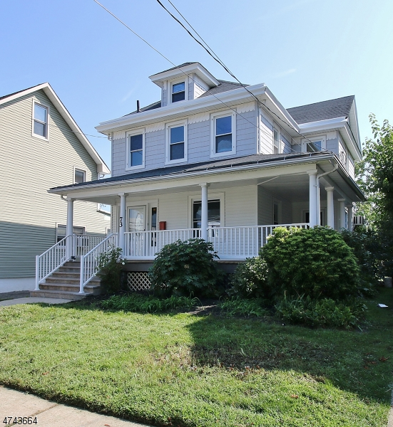 Single Family Home for Sale at 73 Atlantic Avenue Keyport, New Jersey 07735 United States