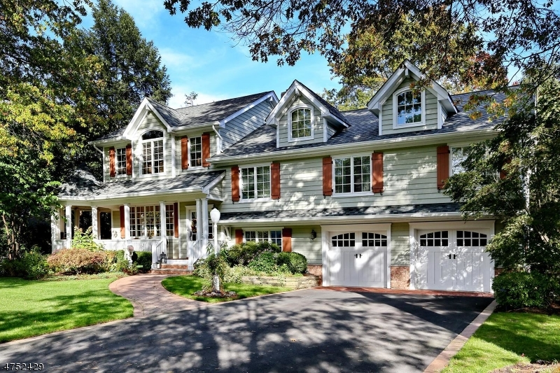 Single Family Home for Sale at 30 De Young Road Glen Rock, New Jersey 07452 United States