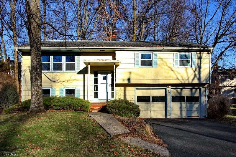 独户住宅 为 出租 在 3 Tanglewood Drive 利文斯顿, 新泽西州 07039 美国