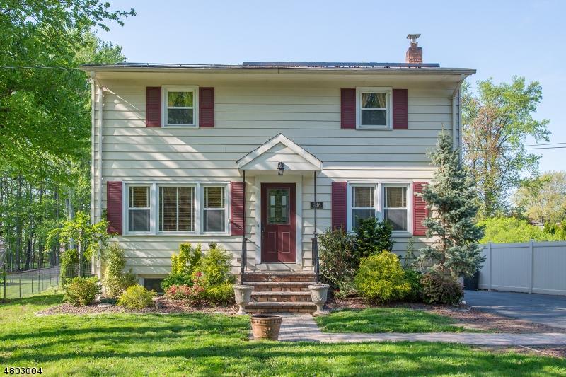 Casa Unifamiliar por un Venta en 246 Horseneck Road Fairfield, Nueva Jersey 07004 Estados Unidos