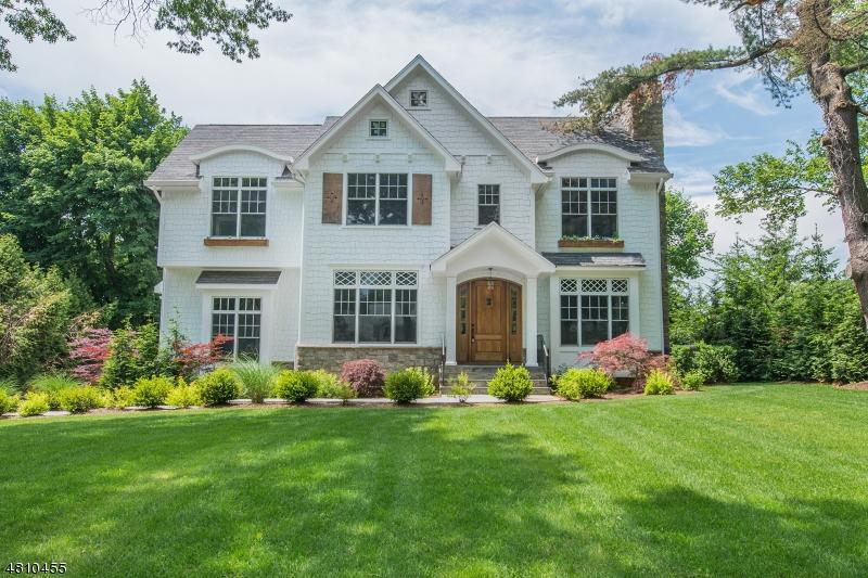 獨棟家庭住宅 為 出售 在 66 ROLLING HILL Drive Chatham, 新澤西州 07928 美國