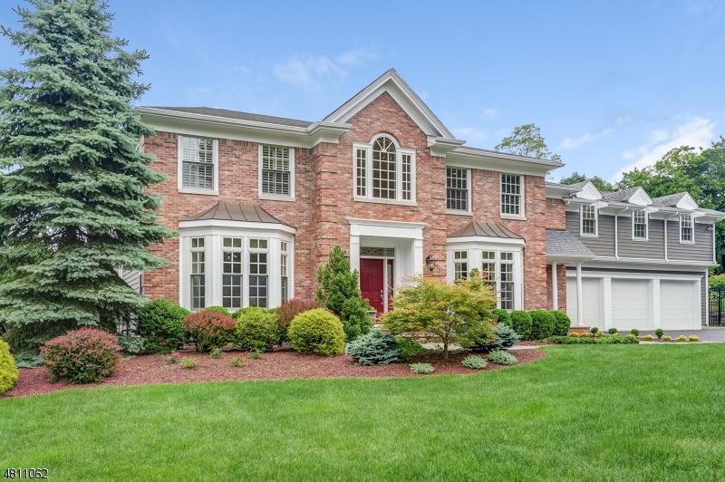 独户住宅 为 销售 在 1 Sycamore Drive 查塔姆, 新泽西州 07928 美国