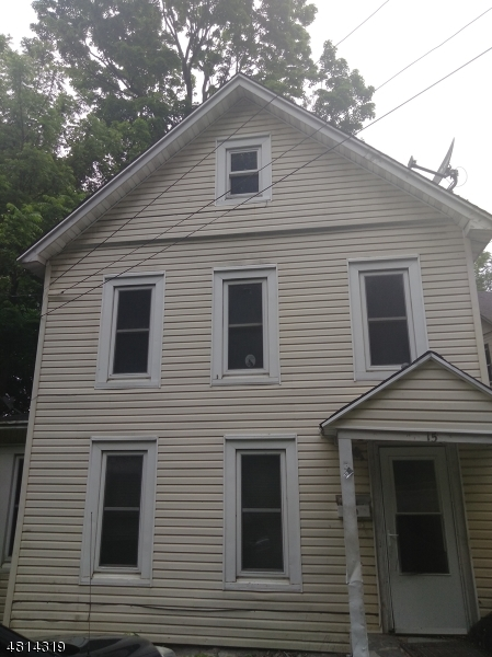 Single Family Home for Sale at 15 UNIONVILLE Avenue Sussex, New Jersey 07461 United States