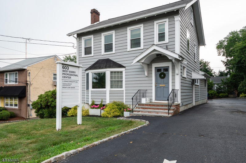 Commercial for Sale at 603 BLOOMFIELD Avenue West Caldwell, New Jersey 07006 United States