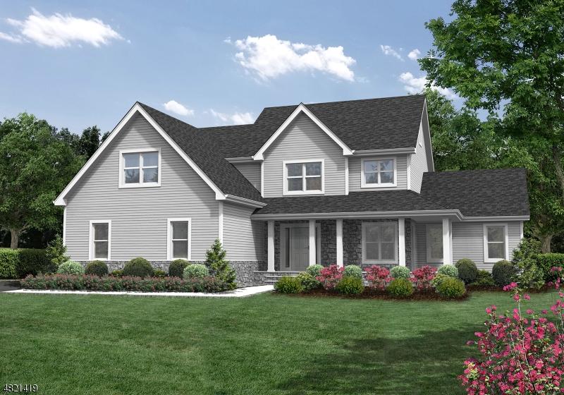 Casa Unifamiliar por un Venta en 3 PEMBERTON Road Kingwood, Nueva Jersey 08822 Estados Unidos