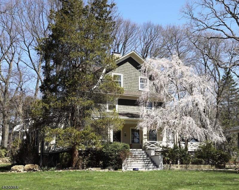 Einfamilienhaus für Mieten beim 209 MORRIS Avenue Mountain Lakes, New Jersey 07046 Vereinigte Staaten