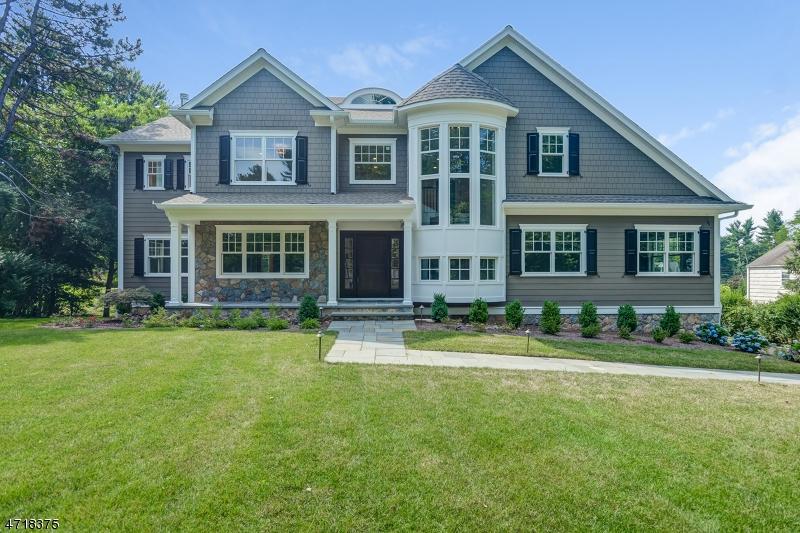 Eensgezinswoning voor Verkoop op 180 Noe Avenue Chatham, New Jersey 07928 Verenigde Staten