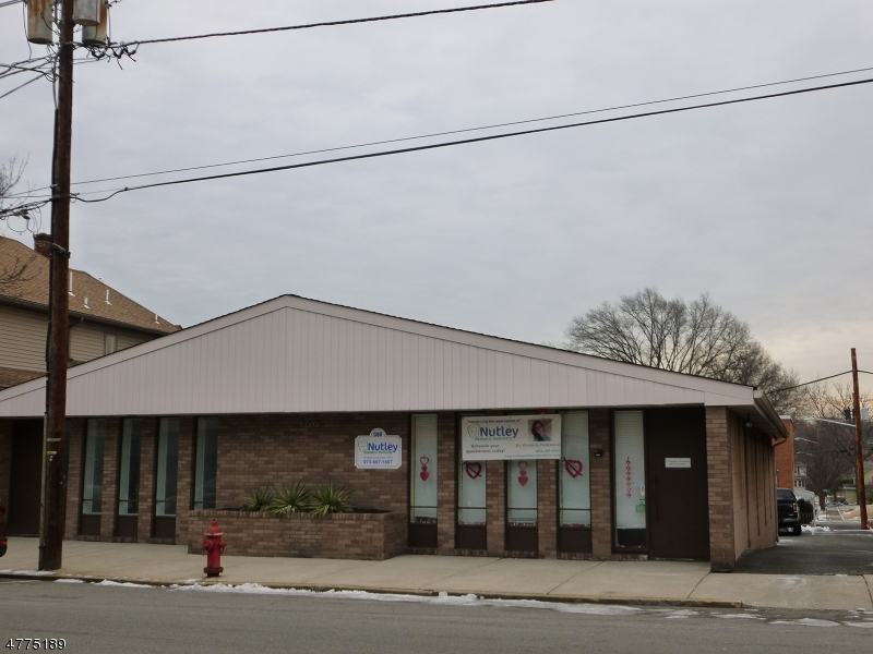 Commercial for Rent at 496 FRANKLIN Avenue Nutley, New Jersey 07110 United States