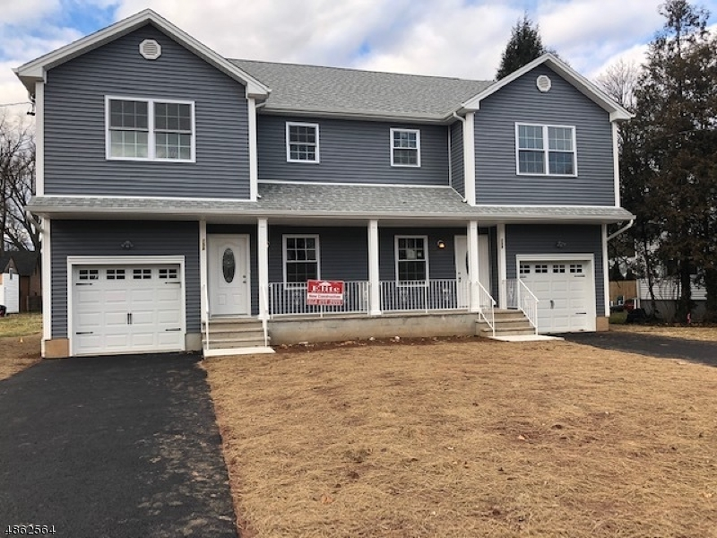 Single Family Home for Sale at 75 JACKSON AVE B North Plainfield, New Jersey 07060 United States