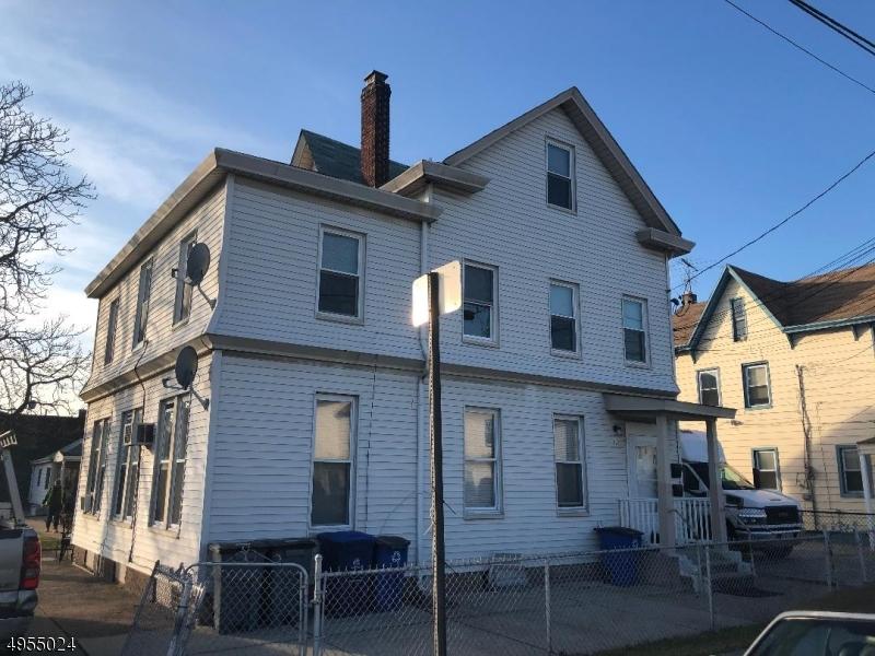 Single Family Homes por un Alquiler en Paterson, Nueva Jersey 07503 Estados Unidos