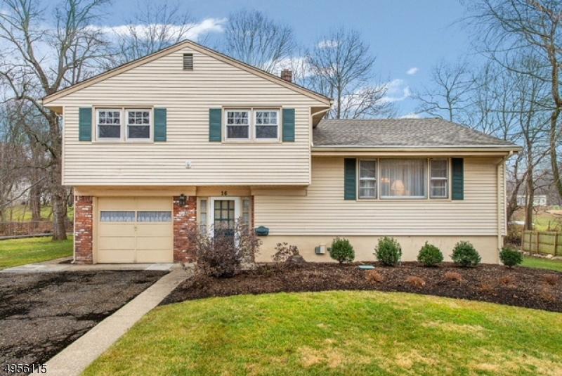 Single Family Homes للـ Sale في 16 WIELD Court Park Ridge, New Jersey 07656 United States