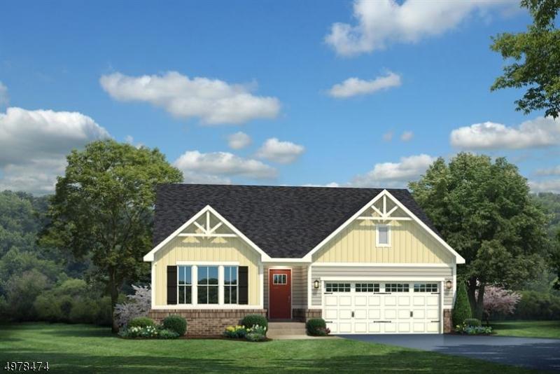 Single Family Homes 为 销售 在 Mansfield, 新泽西州 07865 美国
