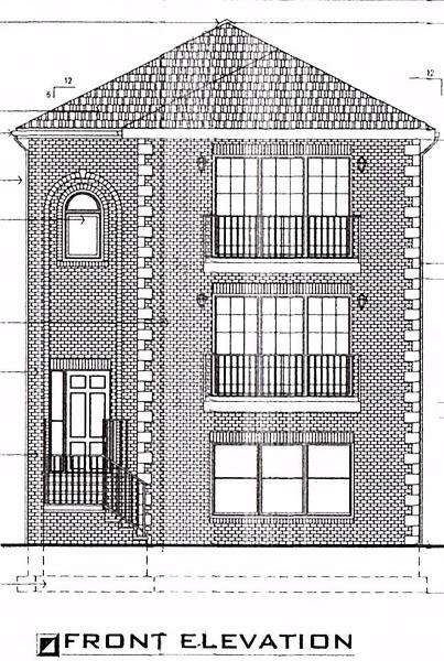 独户住宅 为 销售 在 81-83 N 9TH ST Unit C 纽瓦克市, 新泽西州 07107 美国