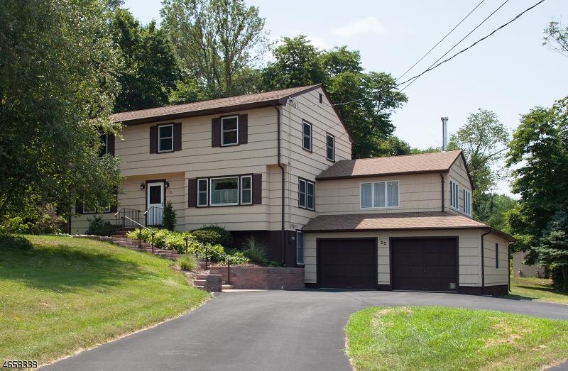 Maison unifamiliale pour l Vente à 22 Starview Drive Hillsborough, New Jersey 08844 États-Unis