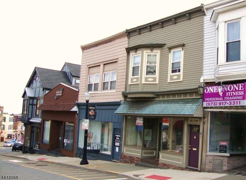 Коммерческий для того Продажа на 502 Main Street Boonton, Нью-Джерси 07005 Соединенные Штаты