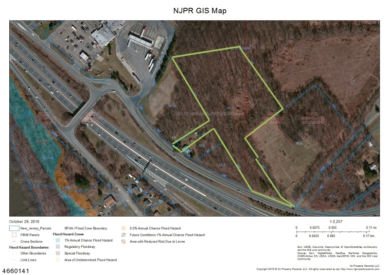 Land for Sale at 652 State Route 94 Columbia, New Jersey 07832 United States