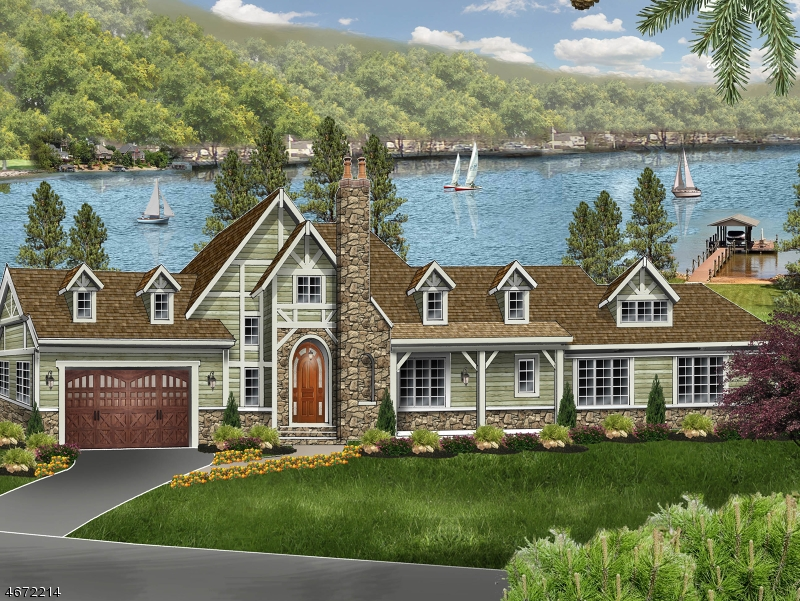 Single Family Home for Sale at Marine Ter Andover, 07821 United States