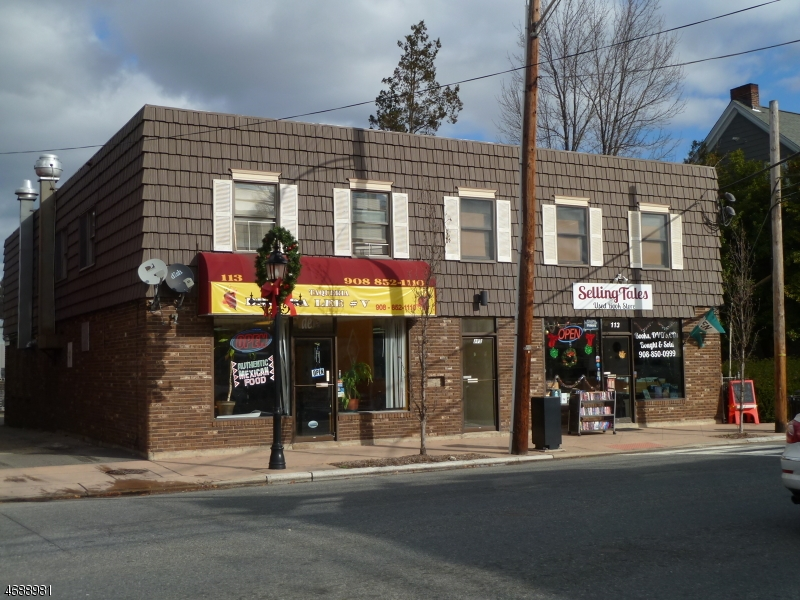Commercial for Sale at 113 Main Street Hackettstown, New Jersey 07840 United States