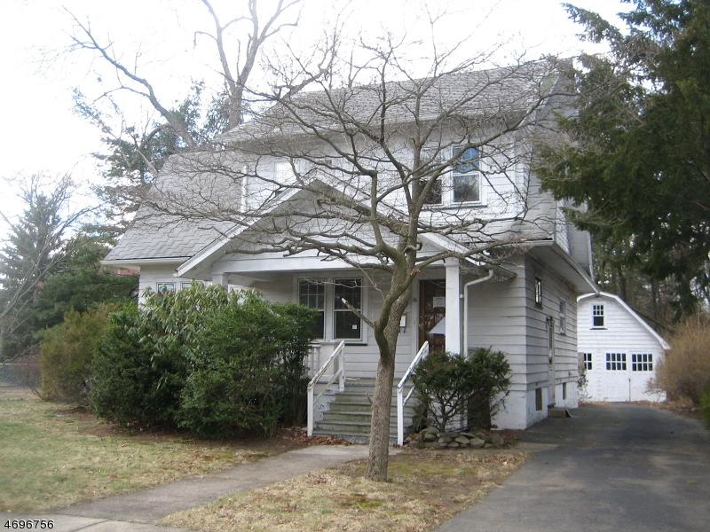 Частный односемейный дом для того Продажа на 16 Garden Place Westwood, Нью-Джерси 07675 Соединенные Штаты