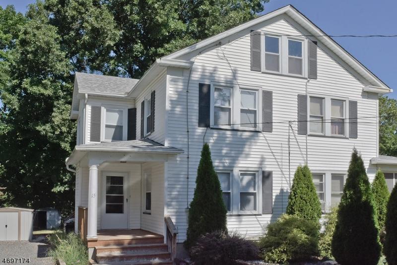 Частный односемейный дом для того Аренда на 15 Reynolds Avenue Whippany, Нью-Джерси 07981 Соединенные Штаты