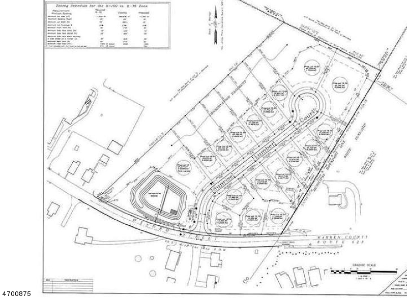 Land for Sale at 835 Oxford Street Belvidere, New Jersey 07823 United States