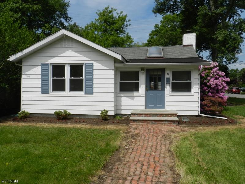 Single Family Home for Rent at 51 Lake Shore Drive Lake Hiawatha, New Jersey 07034 United States