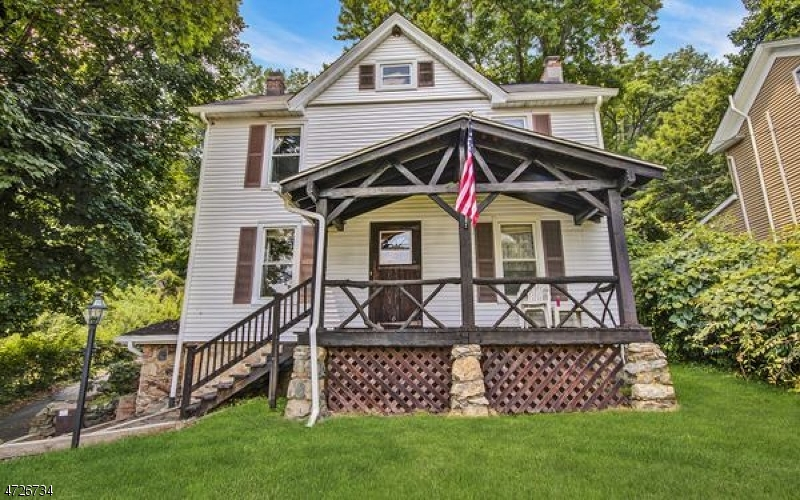 Single Family Home for Sale at 41 Fairview Avenue High Bridge, New Jersey 08829 United States