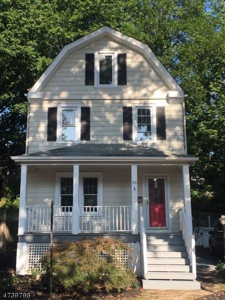 Maison unifamiliale pour l Vente à 36 Edgewood Road Glen Ridge, New Jersey 07028 États-Unis