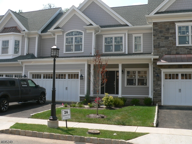 Single Family Home for Sale at 26 Park View Drive 26 Park View Drive Warren, New Jersey 07059 United States