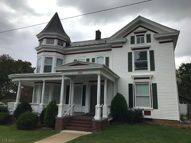 Single Family Home for Rent at 326 Washington Street Hackettstown, New Jersey 07840 United States