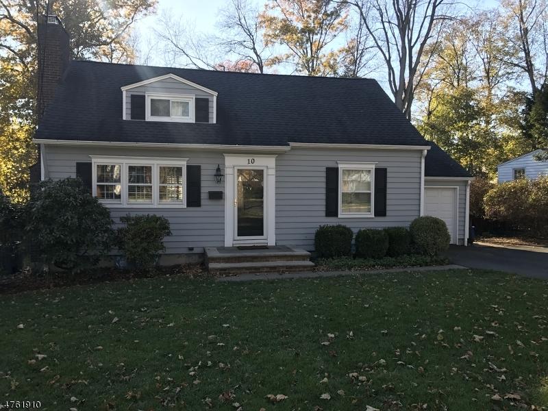 Casa Unifamiliar por un Alquiler en 10 Page Street Madison, Nueva Jersey 07940 Estados Unidos