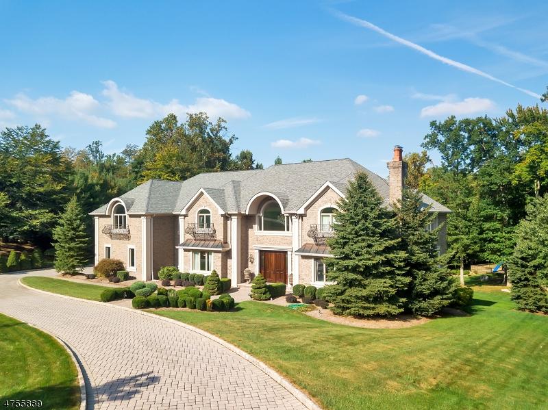 Maison unifamiliale pour l Vente à 59 Brams Hill Drive Mahwah, New Jersey 07430 États-Unis