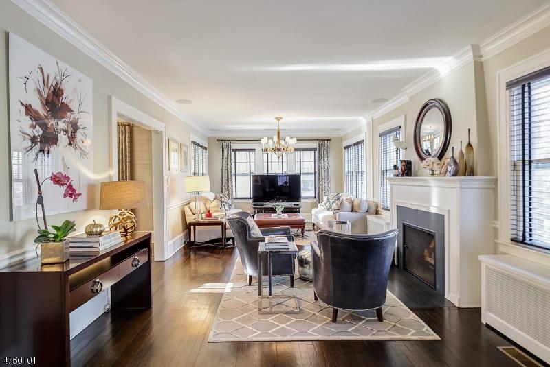 Частный односемейный дом для того Продажа на 148 Oakland Road Maplewood, Нью-Джерси 07040 Соединенные Штаты