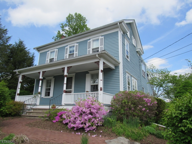 Single Family Home for Sale at 18 Everittstown Frenchtown, New Jersey 08825 United States