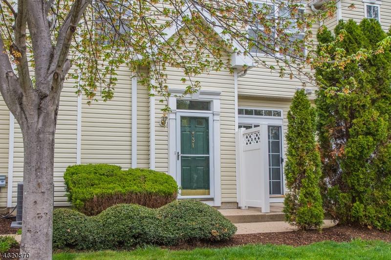 Condo / Townhouse için Kiralama at 31 HANCOCK Drive Morris Township, New Jersey 07960 Amerika Birleşik Devletleri