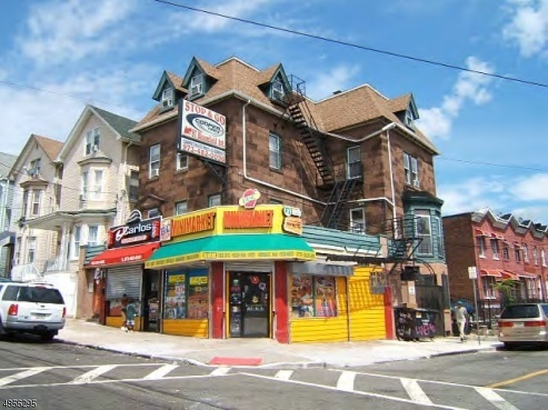 Commercial for Sale at 163 4TH Avenue Newark, New Jersey 07104 United States