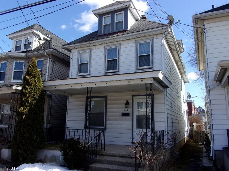Single Family Home for Sale at 244 HUDSON ST Phillipsburg, New Jersey 08865 United States