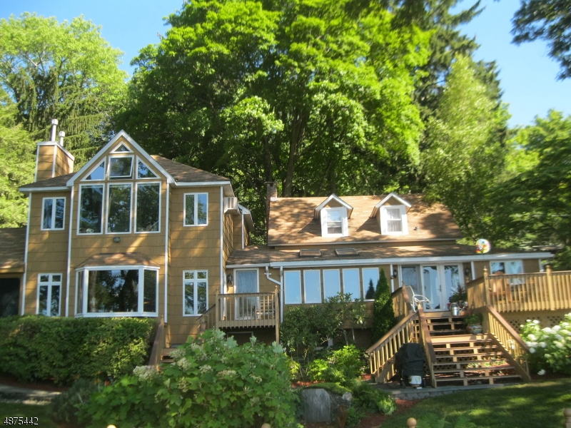 Single Family Home for Sale at 94 LOWER NORTH SHORE Road Frankford Township, New Jersey 07826 United States