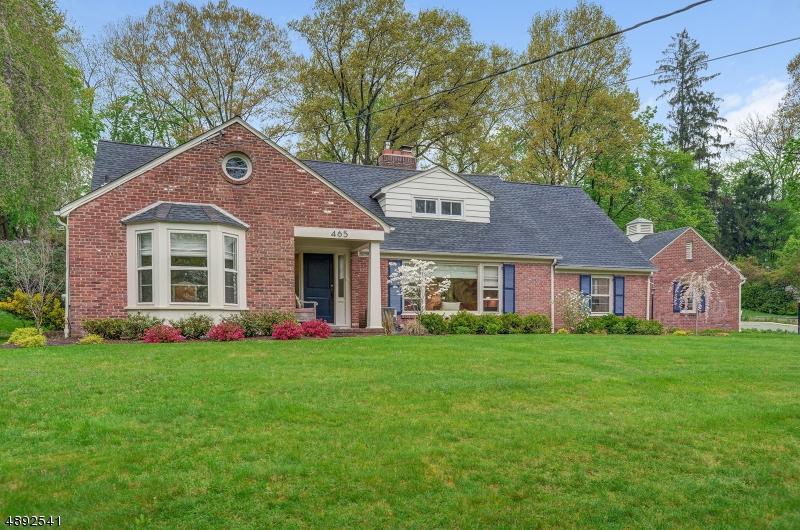 single family homes pour l Vente à Maplewood, New Jersey 07040 États-Unis