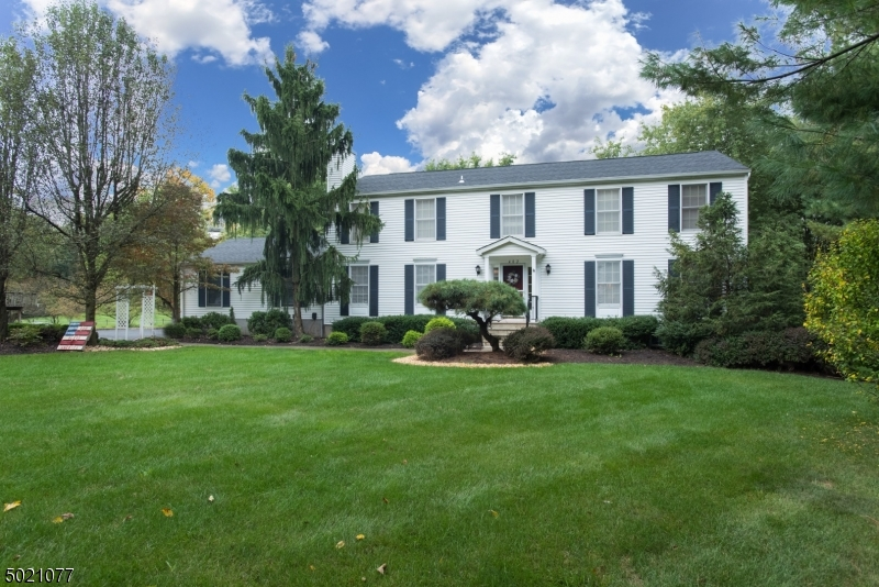 Single Family Homes for Sale at Branchburg, New Jersey 08853 United States