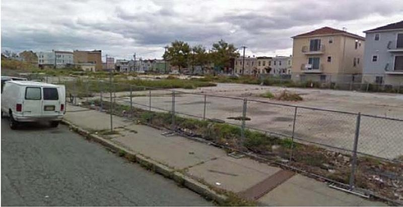 Land for Sale at 189-191 Murray Street Newark, New Jersey 07114 United States