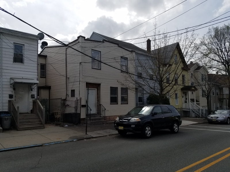 Multi-Family Home for Sale at 122 Lafayette Street Paterson, New Jersey 07501 United States