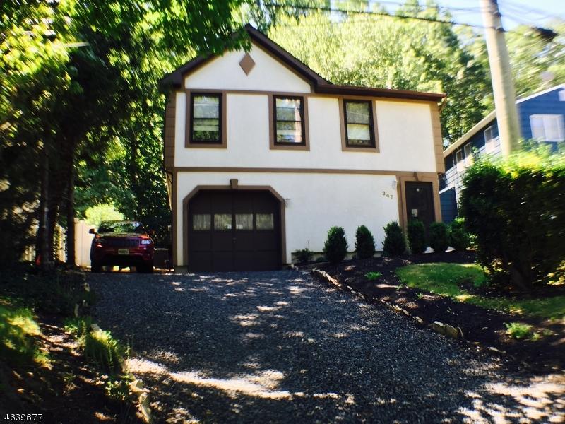 Maison unifamiliale pour l Vente à 347 Navesink Avenue Atlantic Highlands, New Jersey 07716 États-Unis