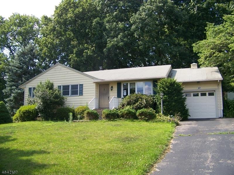 Частный односемейный дом для того Продажа на 27 Marudy Drive Clinton, Нью-Джерси 08809 Соединенные Штаты
